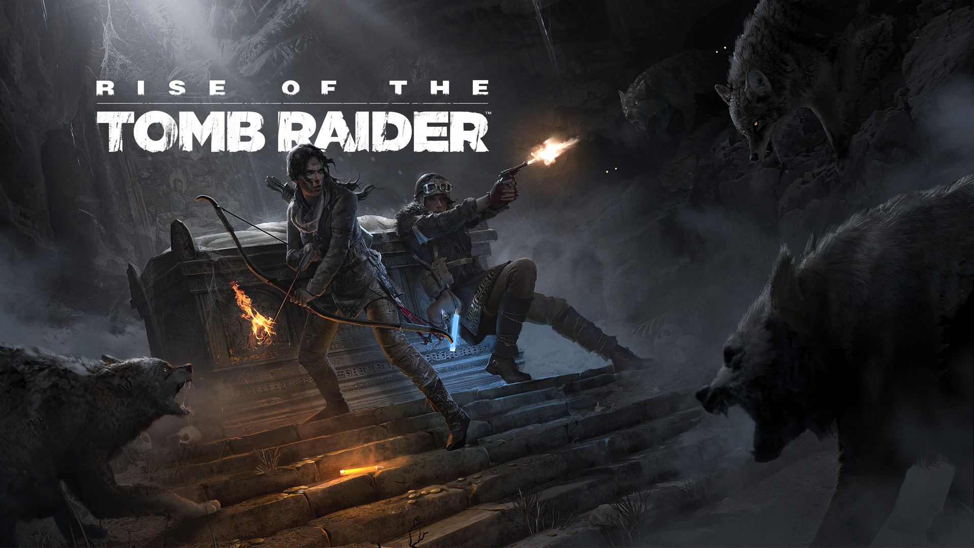 Rise of the Tomb Raider Co-Op Endurance