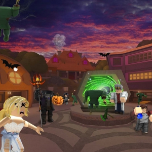 Video For Robloxians Beware: the Hallow's Eve Event is Now on Xbox One