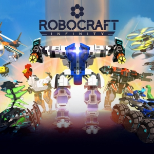 Video For Robocraft Infinity is Available Now Exclusively on Xbox One and Xbox Game Pass