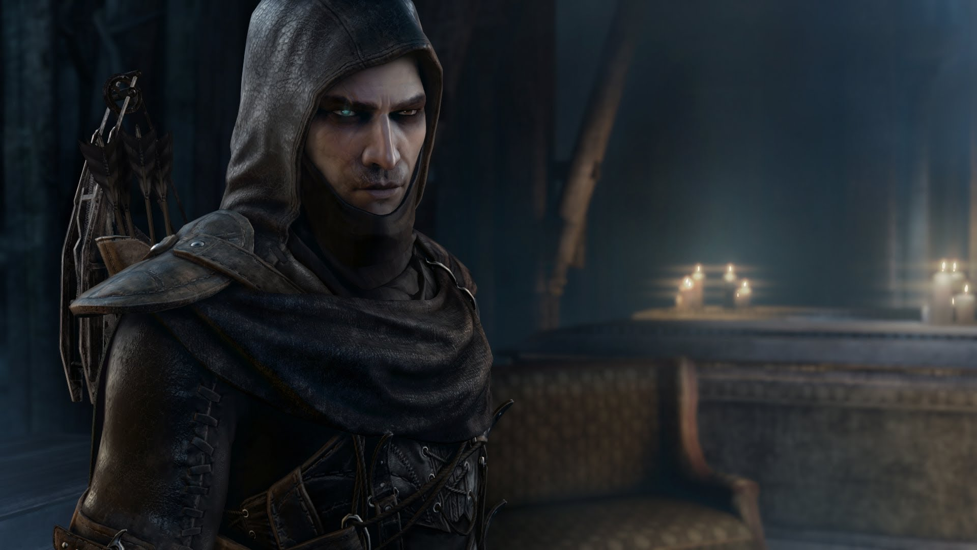 Video For THIEF Launch Trailer