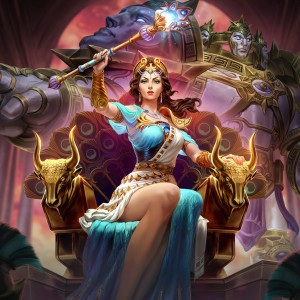 Video For Hera, Queen of the Gods, Makes Her Royal Entrance to Smite