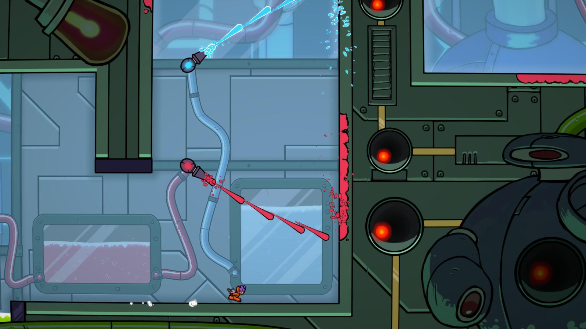 Splasher Screenshot