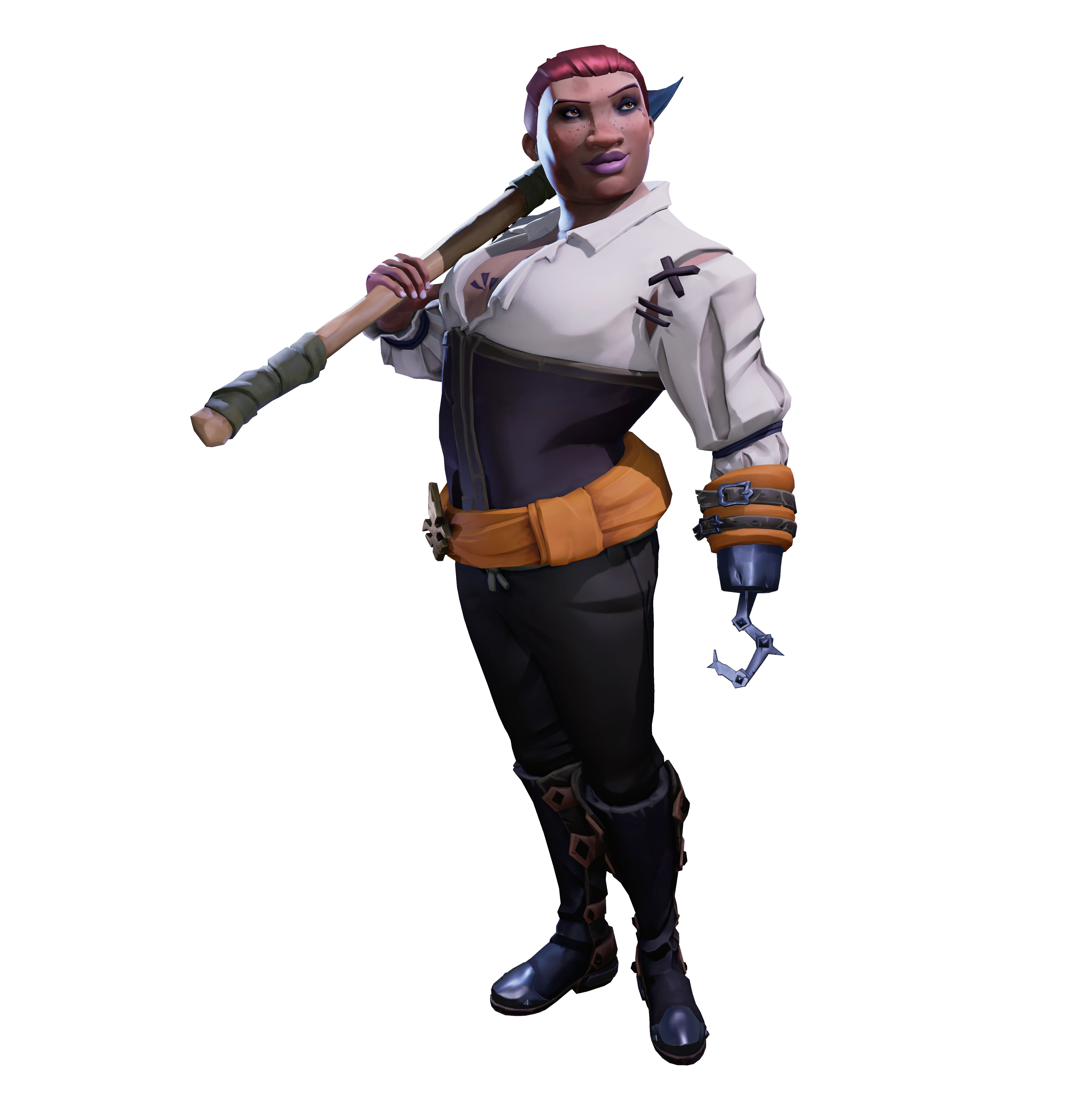 Sea of Thieves Conquistador Pirate