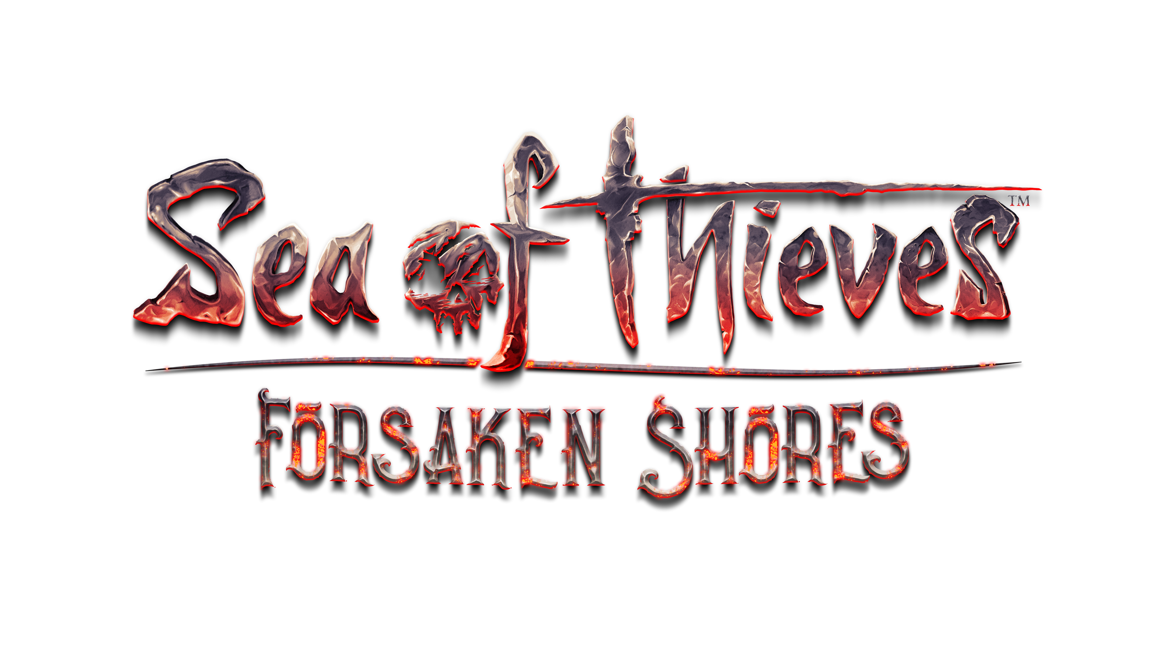 Sea of Thieves Red Logo