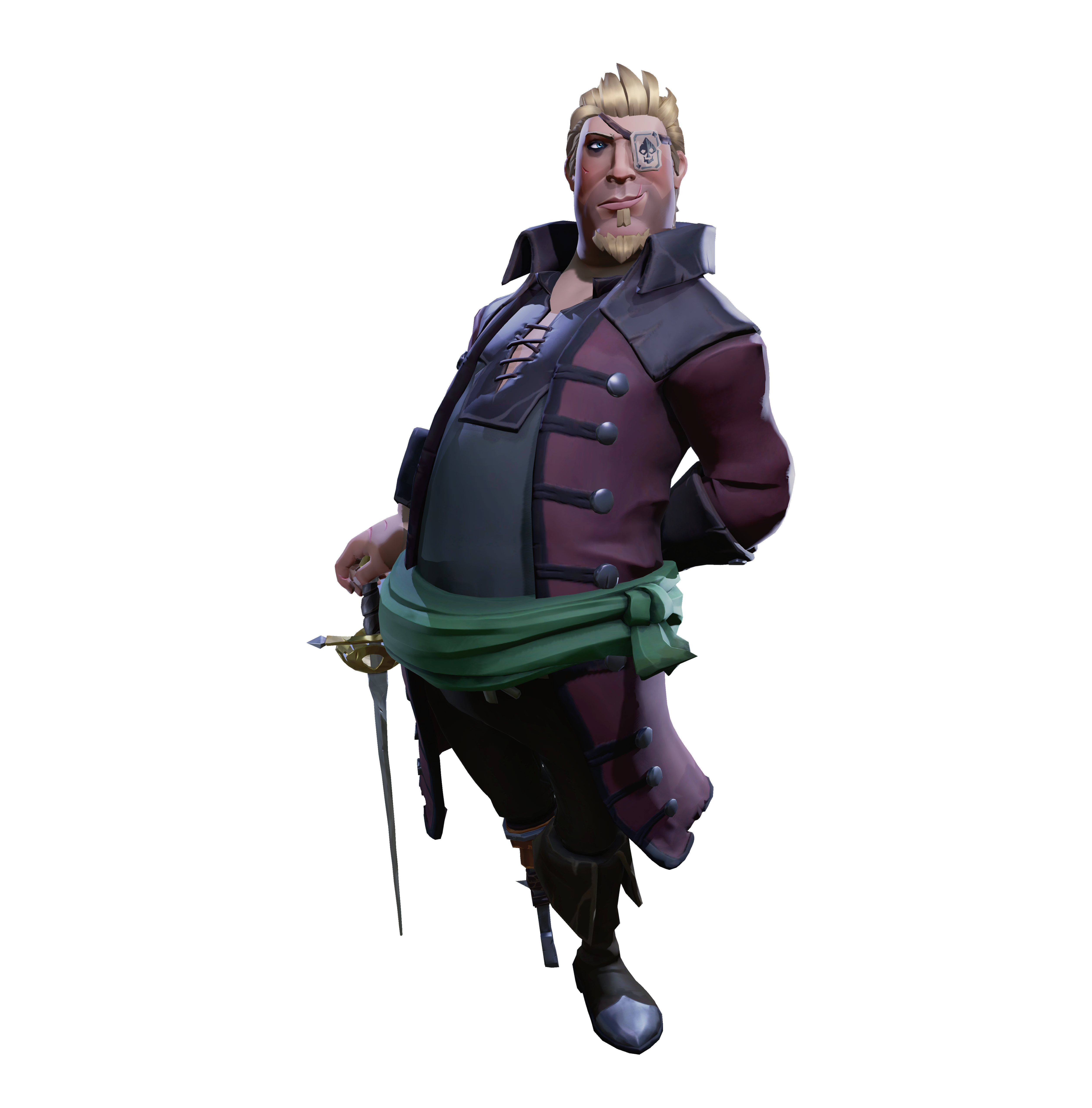 Sea of Thieves Pirate