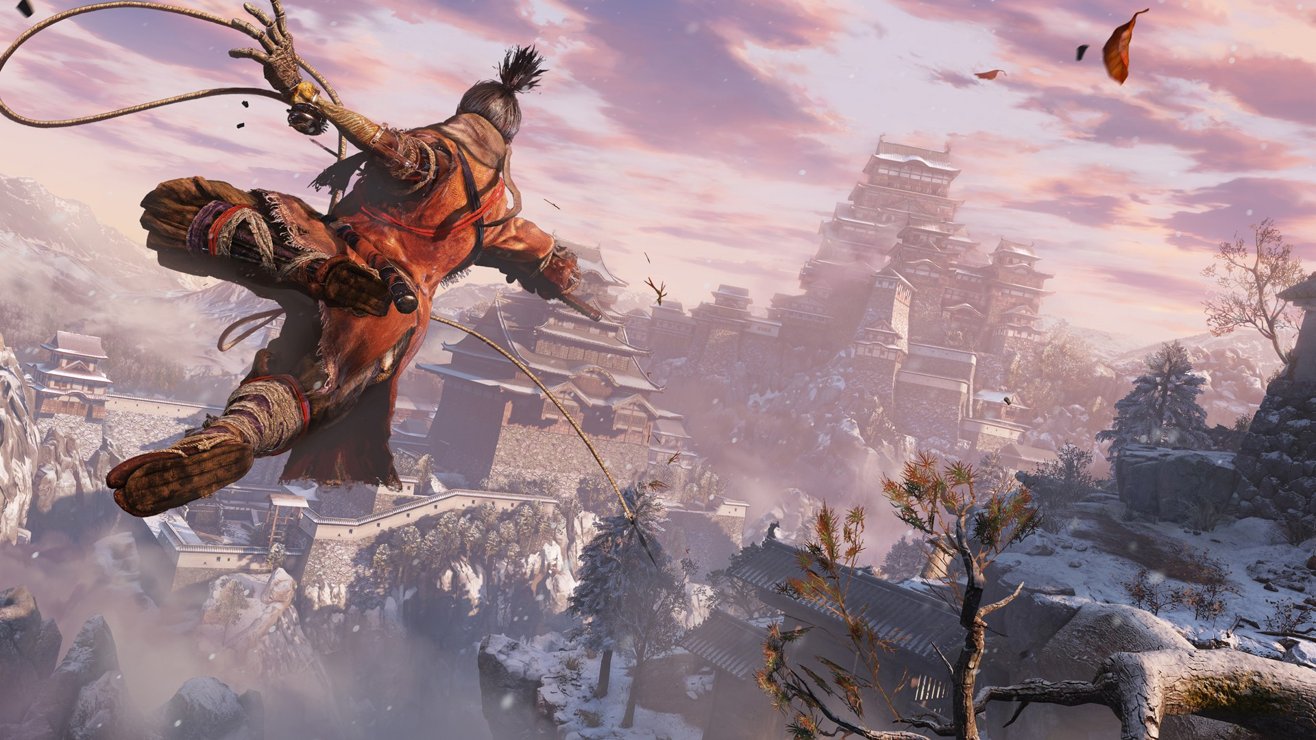 Video For E3 2018: Sekiro: Shadows Die Twice is a Ninja Nightmare from the Designer of Dark Souls