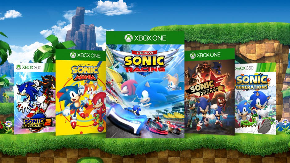 Journey Through Generations Of Sonic The Hedgehog Games With The