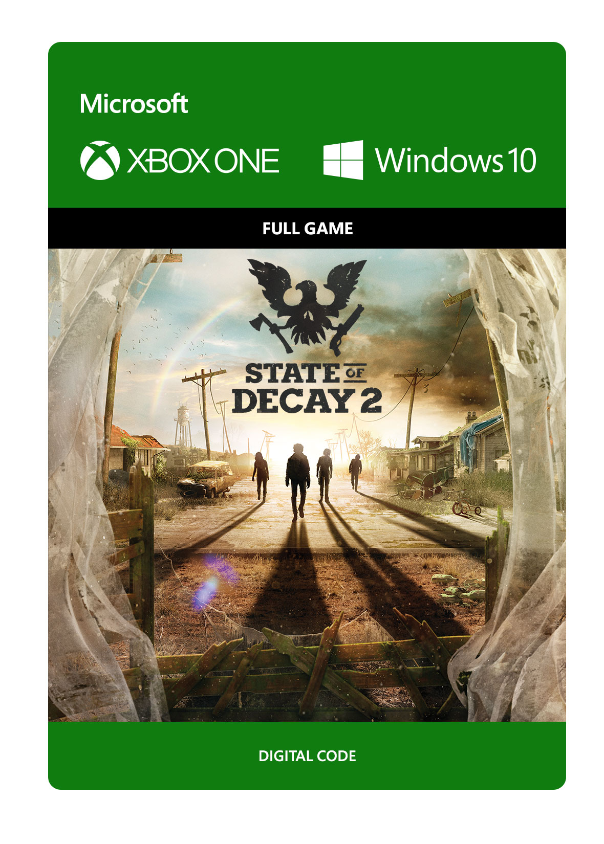 State of Decay 2 Digital Code