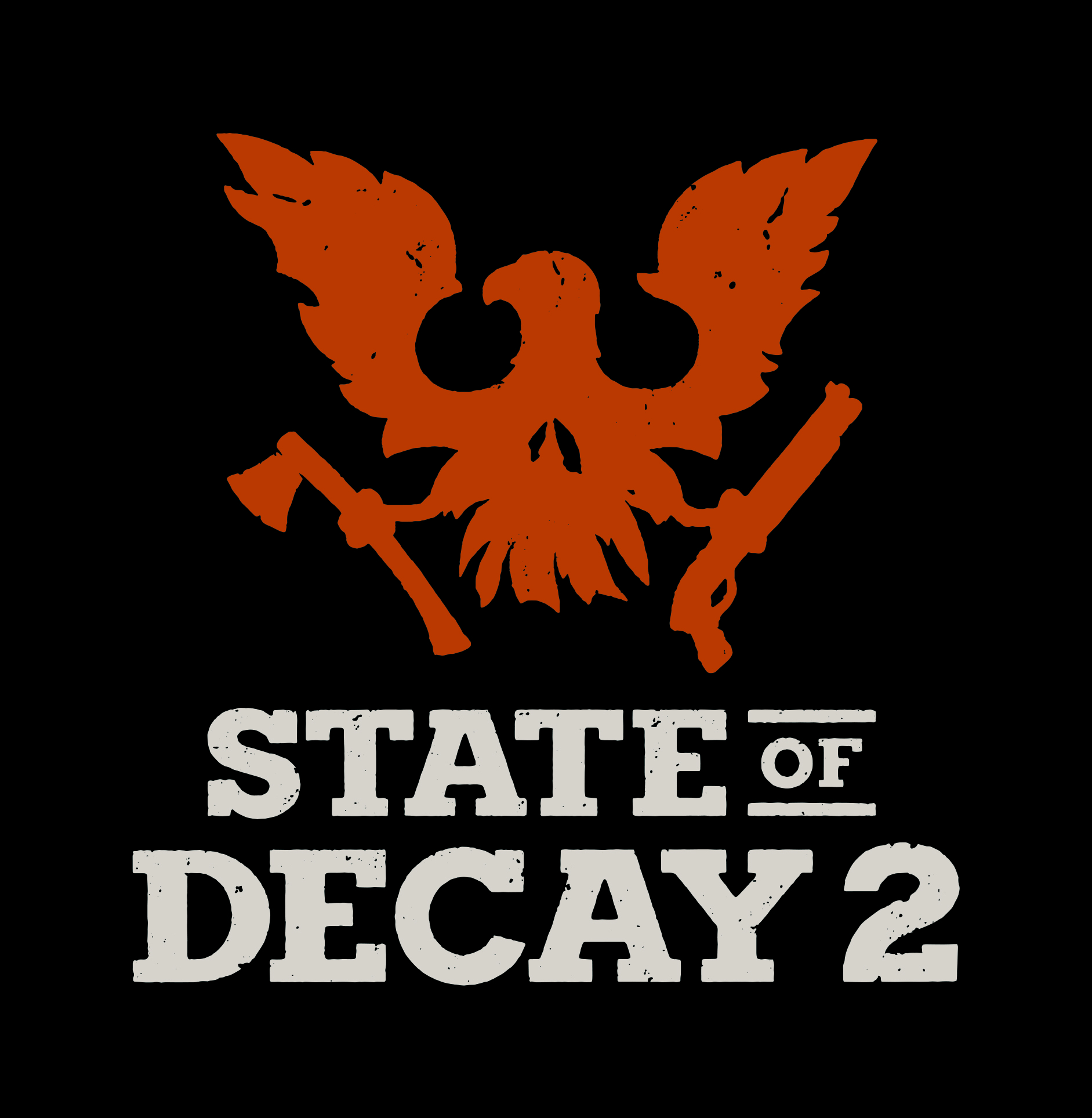 State of Decay 2 Vertical Black