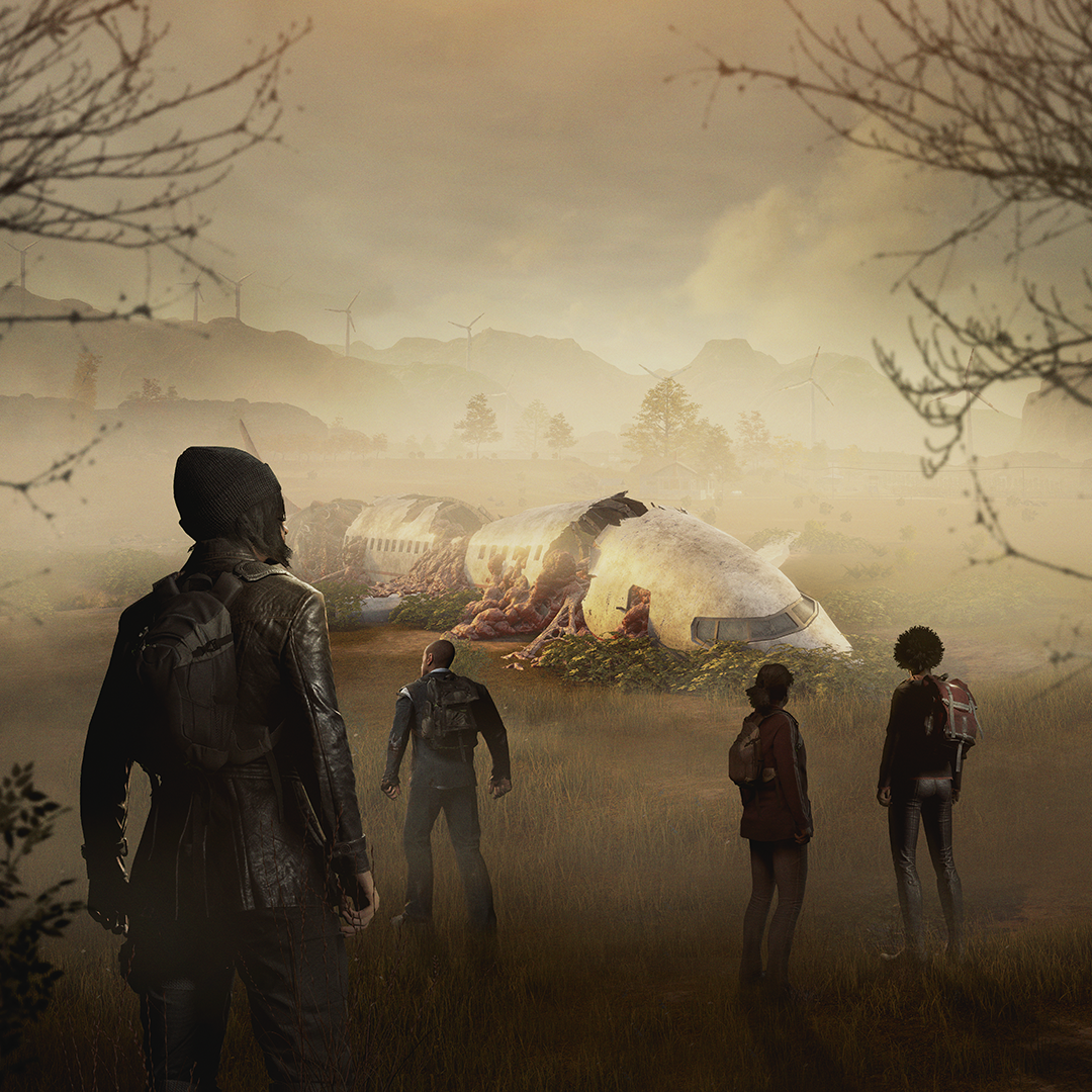 State of Decay 2 Square Image Key Art