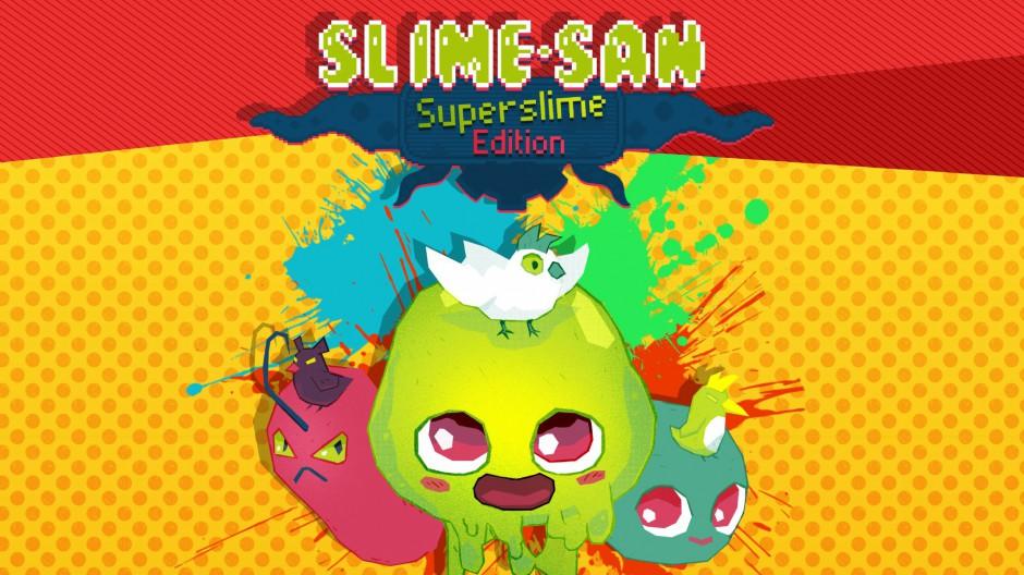 Slime-san: Superslime Edition Hero Image