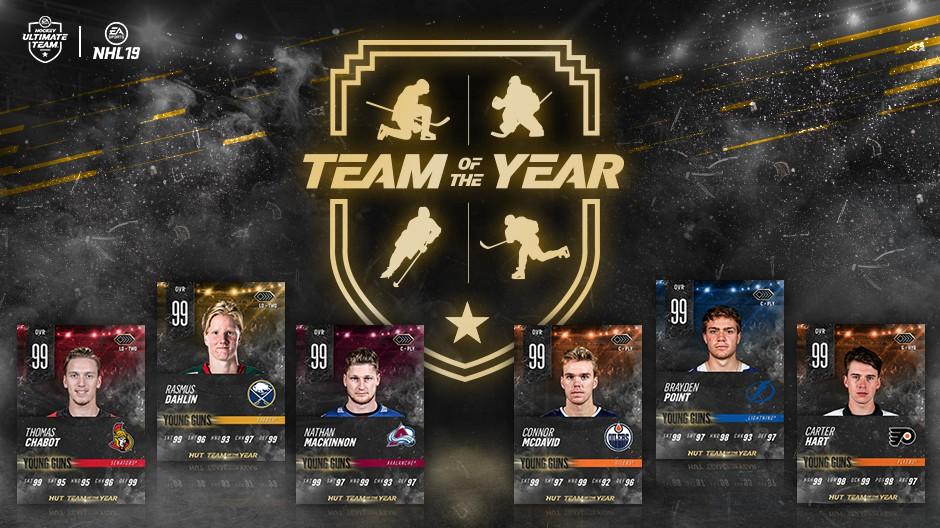NHL HUT Hero Image