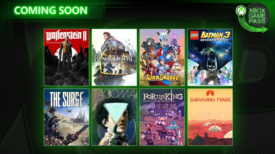 Xbox Game Pass - May 2019 Hero Image