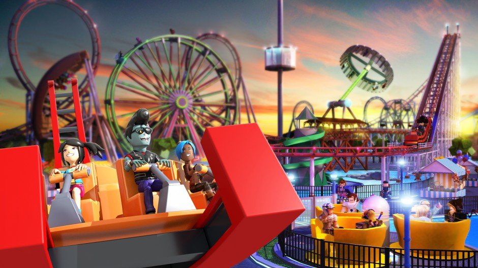 Video For Let Your Creativity Run Wild in Theme Park Tycoon 2 for Roblox on Xbox One