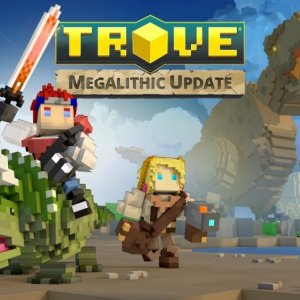 Video For Trove's Megalithic Update Changes the World