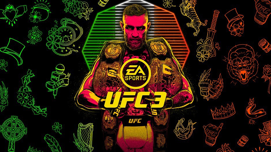 UFC 3 Free Play Days Hero Image