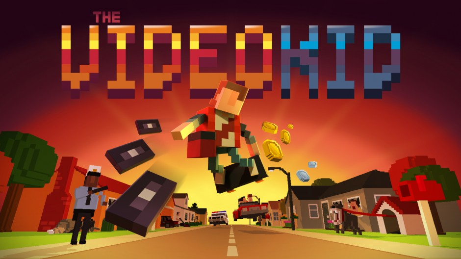 Video for80s Retro Game The VideoKid Coming Soon to Xbox One