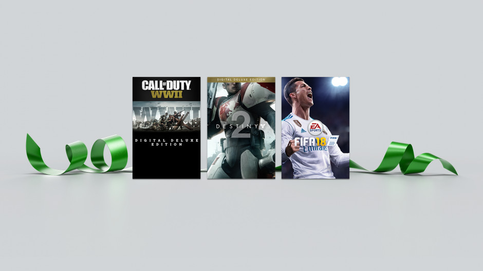 Video For Xbox Live Gold Members Can Now Get a Jump Start on Black Friday Savings