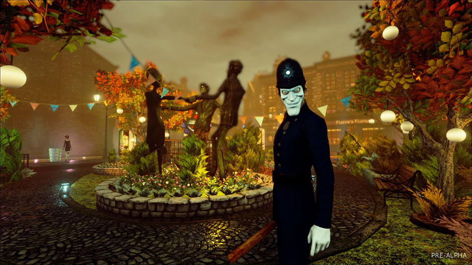 Video forWe Happy Few: An Ode to Joy in a Dystopian Hellscape