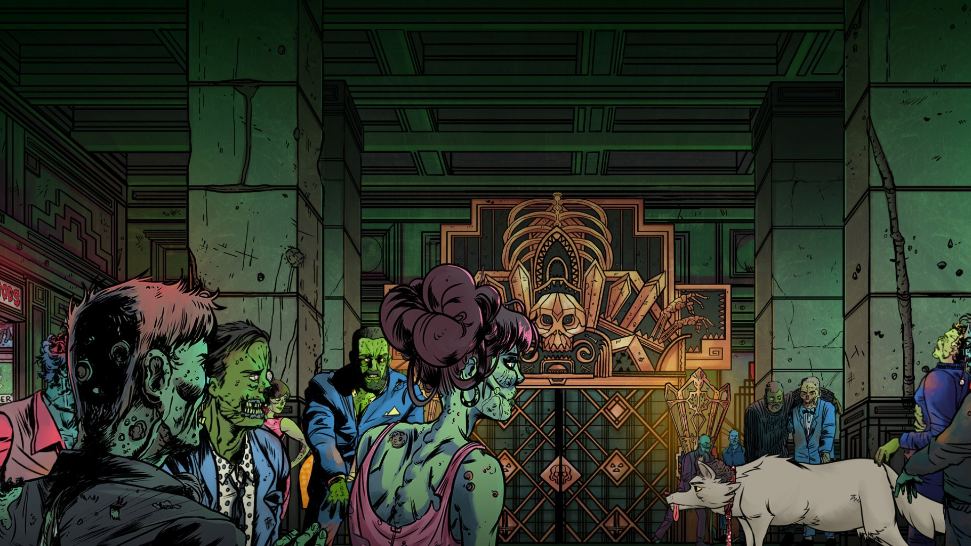 Video forWailing Heights Brings Undead Adventure to Xbox One