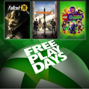 Free Play Days E3 Small Image
