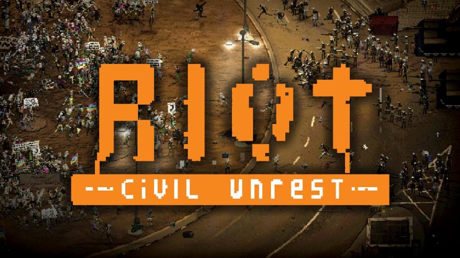 Riot: Civil Unrest Hero Image