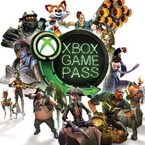 Xbox Game Pass Anniversary Graphic