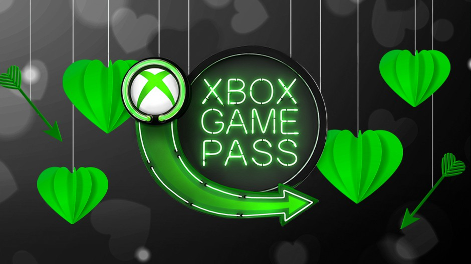 Xbox Game Pass Valentine Hero Image