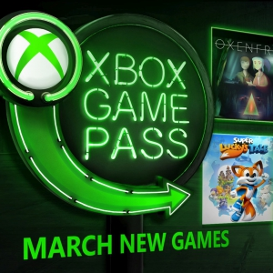 Xbox Game Pass March 2018 Small Image