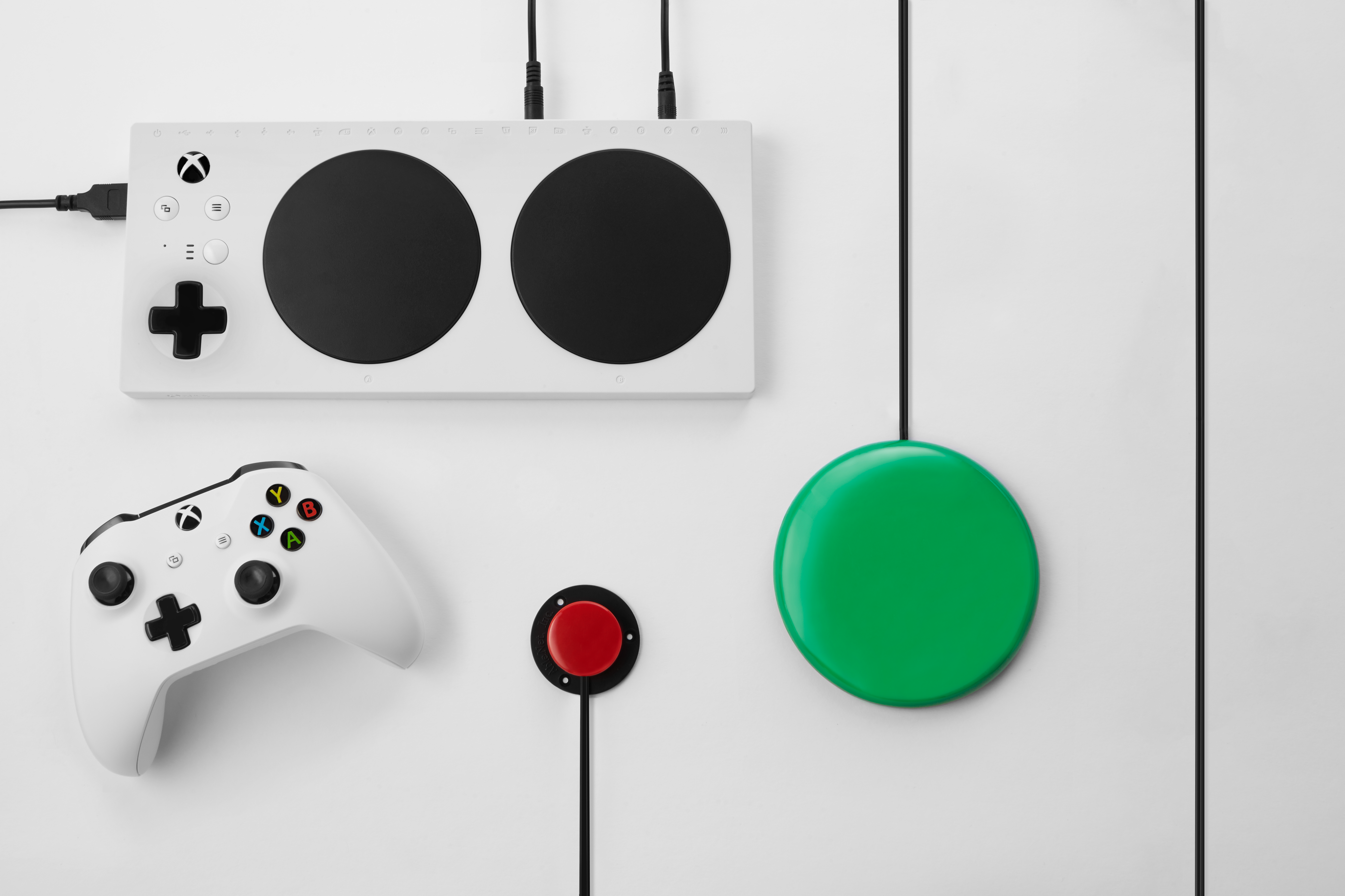 Xbox Adaptive Controller with Accessories V2