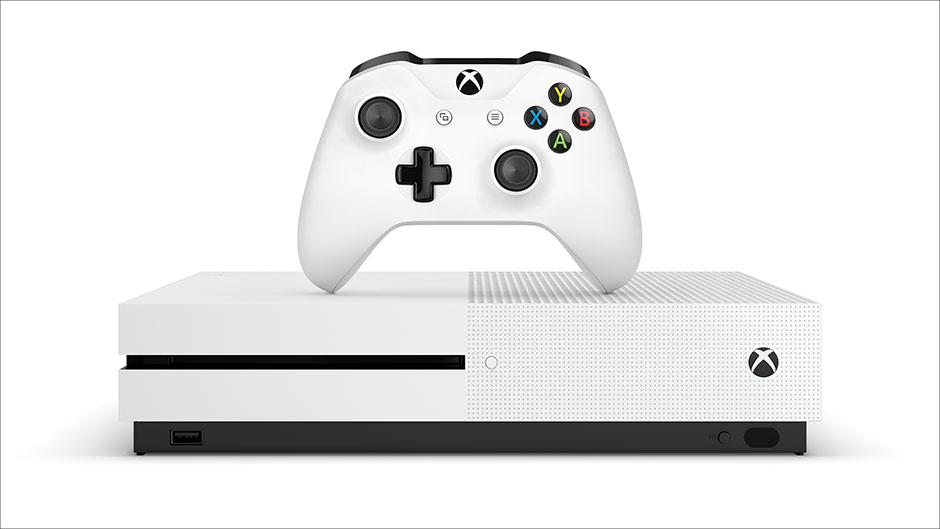 Video For Introducing the Newest Member of the Xbox Family: The Xbox One S