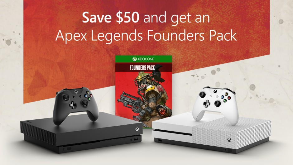 Xbox Console Bundle Hero Image