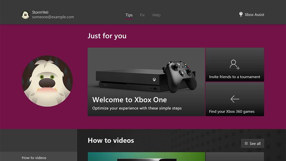 Xbox Assist Hero