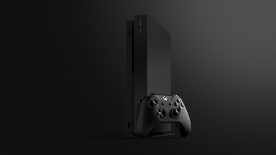 Video For gamescom 2017: Pre-Order the Xbox One X Project Scorpio Edition Now
