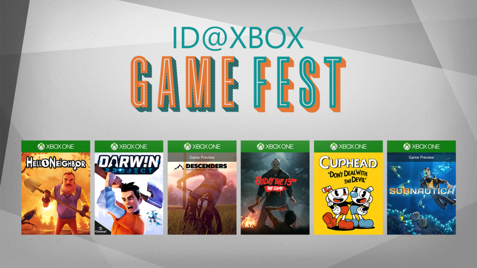 ID@Xbox Game Fest Week 3 Hero Image