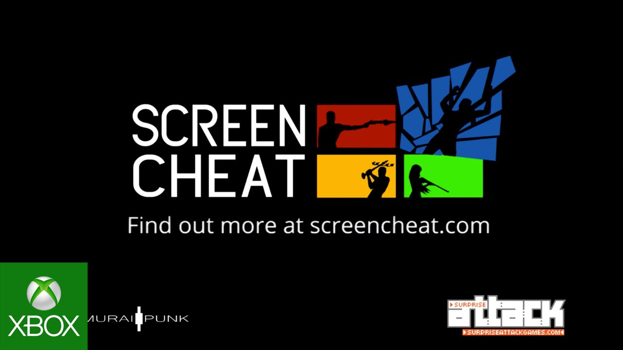 Video For ID@Xbox Spotlight: Screencheat Turns Cheaters into Champions