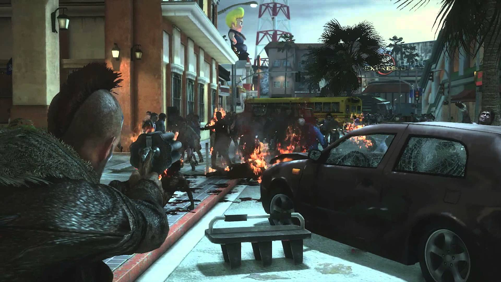 Video For Chaos Rises with a Gang of New Content in Third Dead Rising 3 DLC Episode Available Today