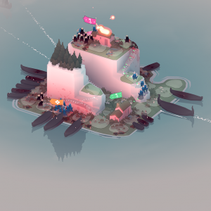 Video For Bad North, a Real-Time Tactics Roguelite, is Available Now on Xbox One