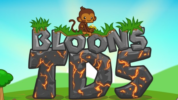 Bloons TD5 Screenshot