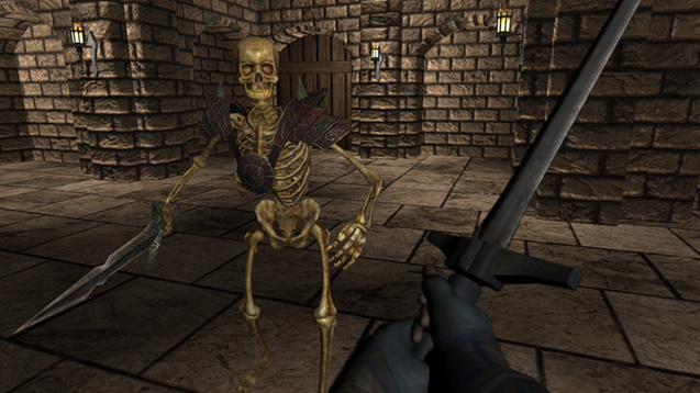 Crypt of the Serpent King Screenshot