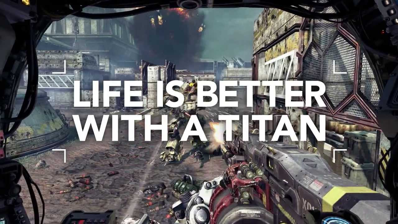 Video For Prepare for Titanfall With Two Thrilling New Trailers