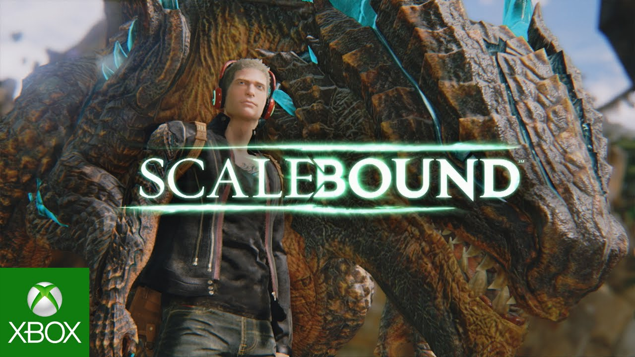 Video For gamescom 2015: Fight as One with Your Dragon in Scalebound