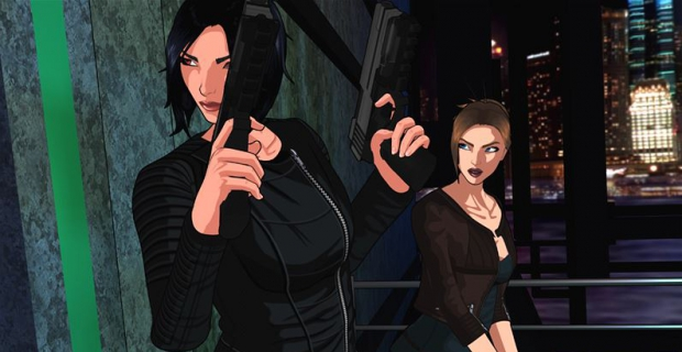 Fear Effect Screenshot
