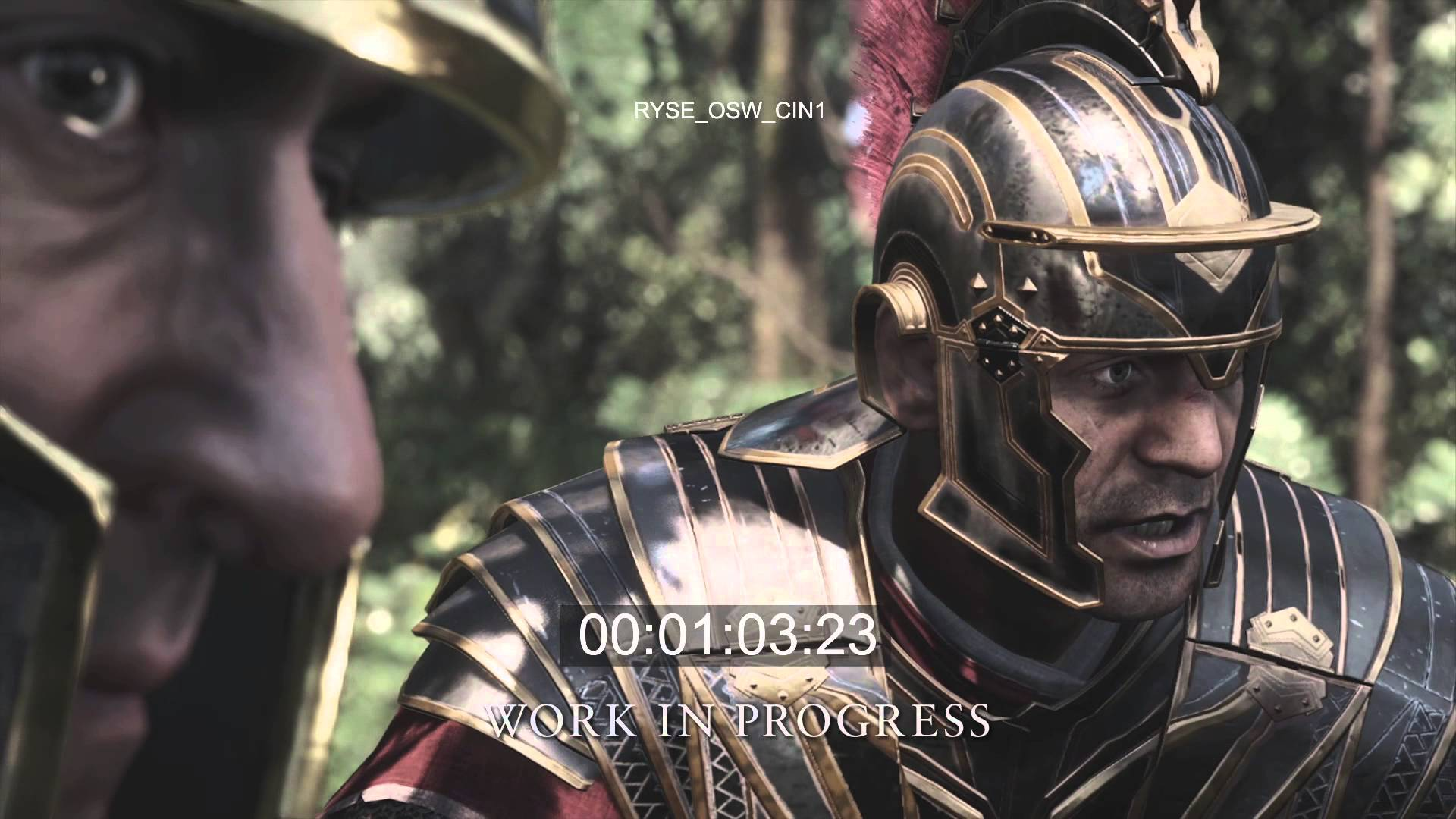 Video For Ryse: Son of Rome Behind the Scenes