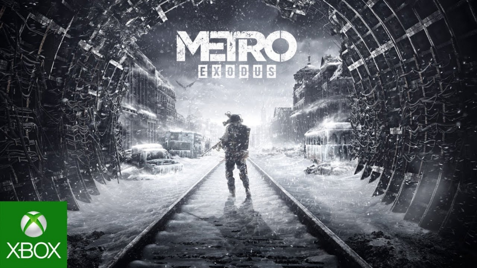 Video For All Aboard the Post-Apocalyptic Train in the New Metro Exodus Trailer