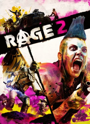 Rage 2 Box Art