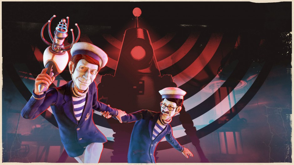 Video For They Came From Below Brings Fresh New Content to We Happy Few on Xbox One
