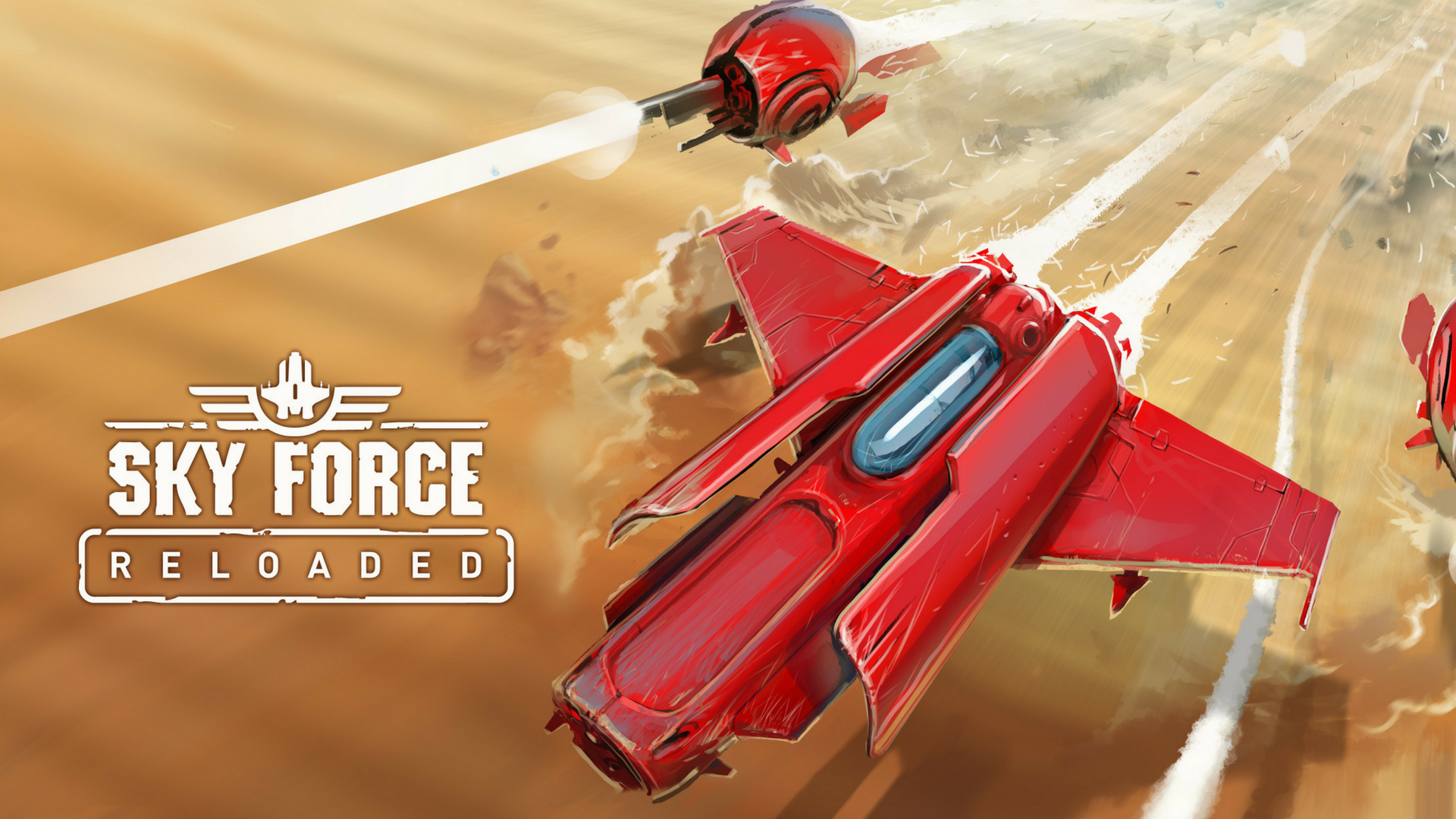 Video For Sky Force Reloaded Lifts off on Xbox One