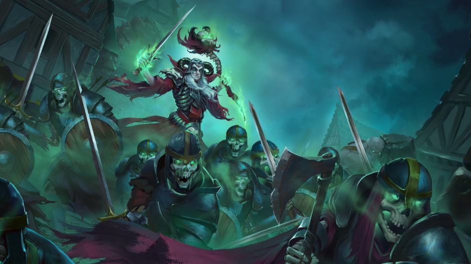 Video For Undead Horde Rises on Xbox One