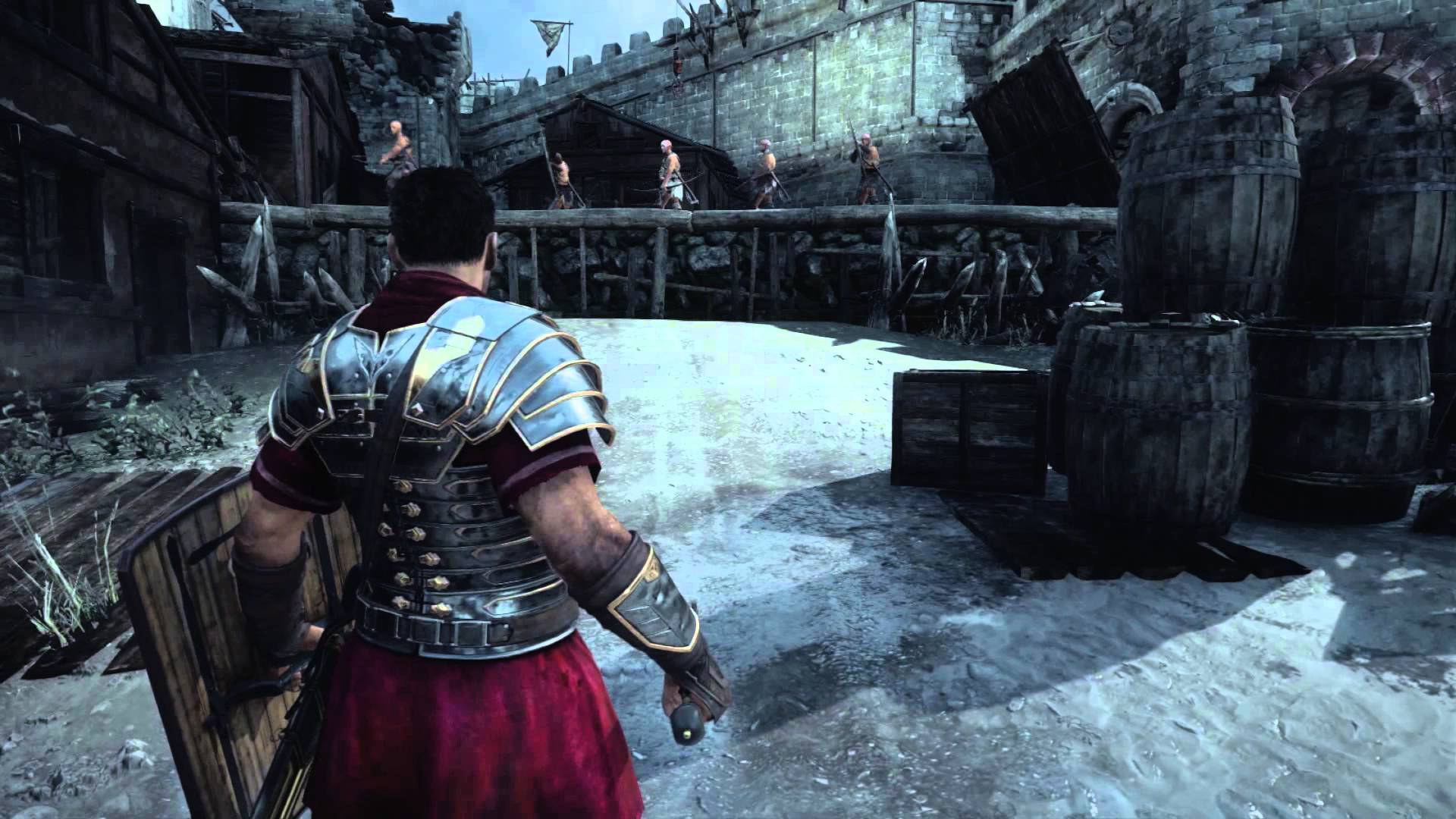Video For Ryse: Fight For Rome Trailer